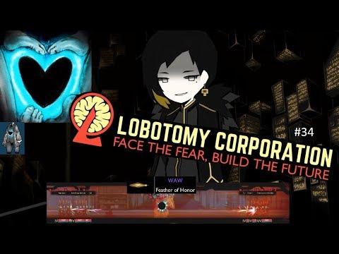Lobotomy Corporation # 34 ~ Hail The Blue Star!