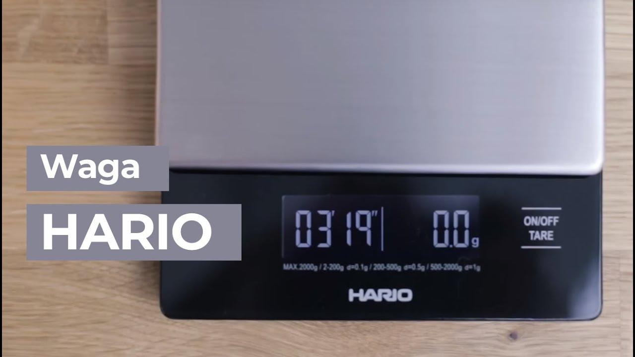 Promo Hario Drip Scale Vst 2000b Terbaru 2018 V60 Stailess Vstm 2000hsv