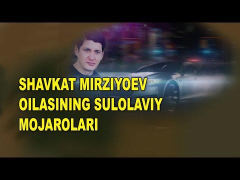 Шавкат Мирзиёев оиласининг сулолавий можаролари
