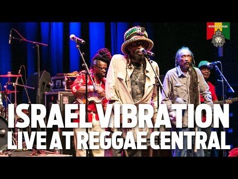 Israel Vibration Live at Reggae Central 2015