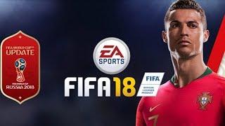 SUPER DRAFT SI MECIURI CU CALINACHO LA FIFA 18 WORLD CUP !!!