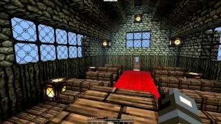 minecraft church simple