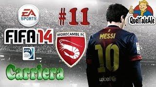 Fifa 14 - PS4 - Gameplay ITA - CARRIERA #11 - Questioni di mira