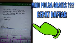 Download Video Mau pulsa gratis ? Klik disini !!! MP3 3GP MP4
