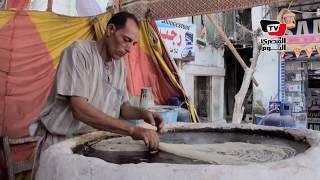 صانع الكنافة البلدي: شغال بقالي ١٢ سنة.. «ده البلدي يوكل»