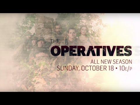 The Operatives - Season 2 (Official Trailer)