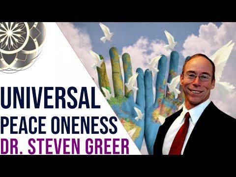 Dr. Steven Greer: Universal Peace & Oneness