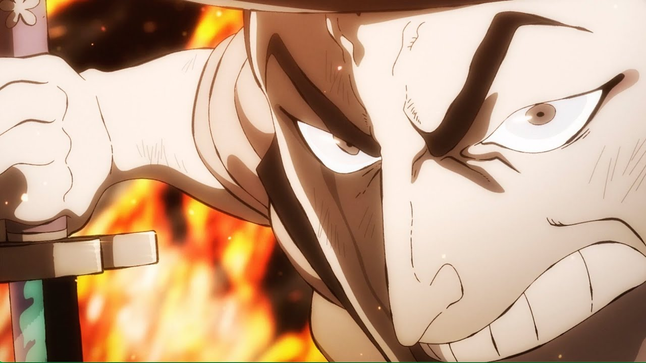 Download The Final Battle Between Oden and Kaido   One Piece