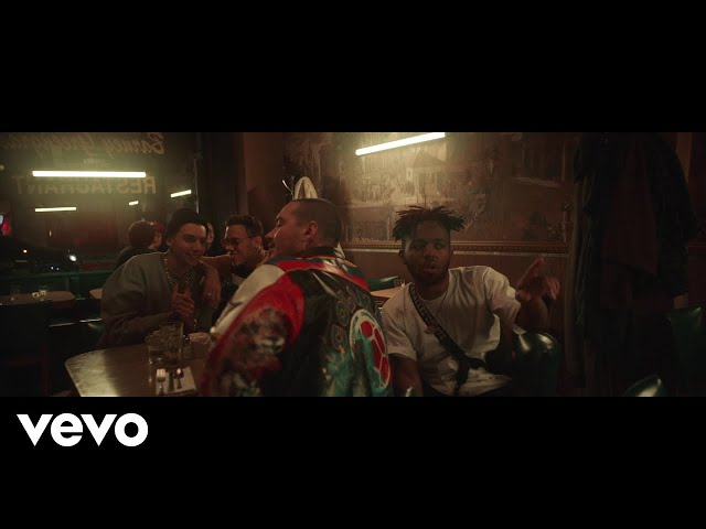 "Sky, J. Balvin, Jhay Cortez - ft. MadeinTYO ""Bajo Cero"" [Official Video]"