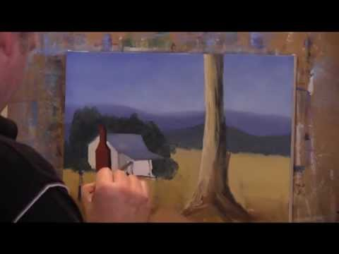 Oil Painting Lessons - Free Oil Painting Lesson 1 #MooreMethod ...
