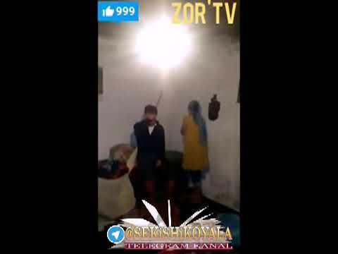 YOSH KELNCHAK UYIGA OYNASHN OLIP KELGANDA QOLGA TUSHDI   SEKIS VIDEO KANAL