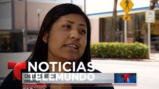 Aumenta el número de jóvenes que pierden el DACA | Noticiero | Noticias Telemundo