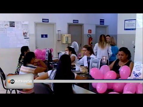 Postos de saúde de Araçatuba estão abertos para atendimento especial às mulheres
