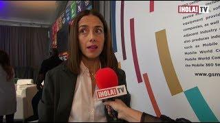 Cecilia Suárez presenta una aplicación a favor de las víctimas del maltrato   ¡HOLA! TV