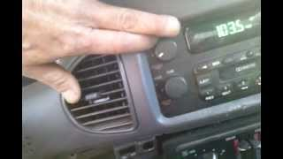 2002 buick century dash cluster mileage fix 3 no light