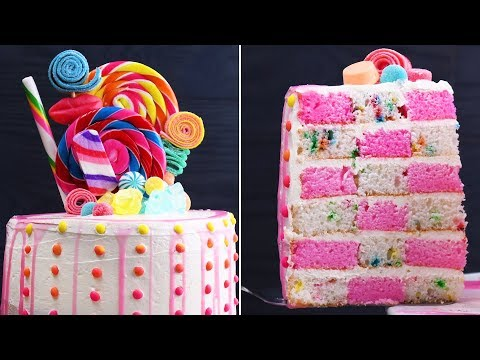 Top 10 Cake Recipe Ideas | Dessert Treats | Easy DIY | Cakes, Cupcakes and More by So Yummy