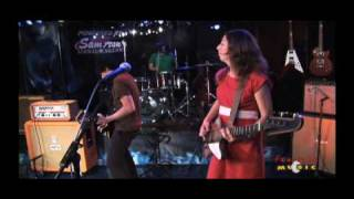 Silversun Pickups - Well Thought Out Twinkles - Live On Fearless Music
