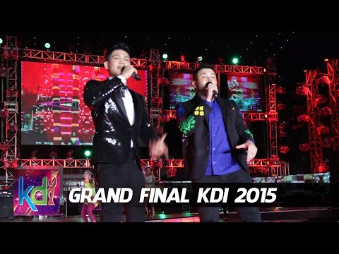 "Mahesya Feat. Ridho Roma "" Lets Have Fun Together "" Pekanbaru - Grand Final KDI 2015 (4/6)"