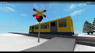Swedish Level Crossing - Roblox