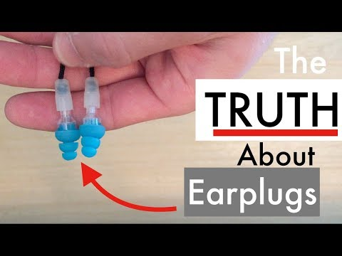 Do Earplugs HURT More Than They HELP?