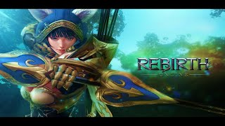 Rebirth Online Gameplay Android IOS ( New MMORPG Game / First Look )