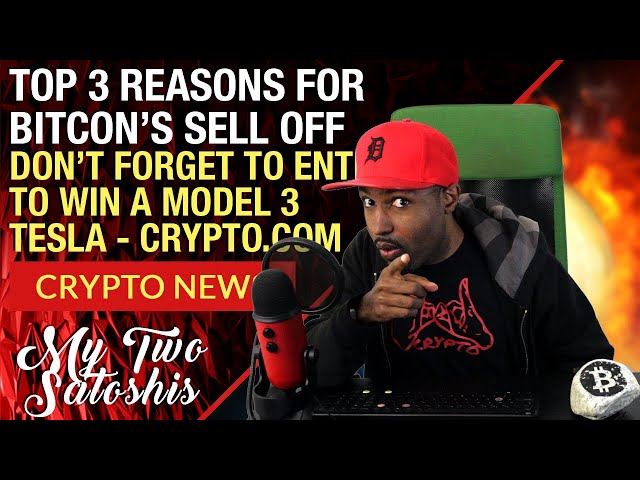 Top 3 Resons Bitcoin (BTC) Price Crashed, & How The TD Sequential Signal Could Have Caused It