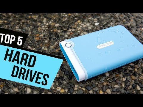 TOP 5: Hard Drives 2018 - Must Watch Before Buying