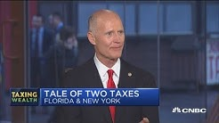 Florida Senator Rick Scott weighs in on Florida's tax policy