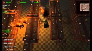 Dead Frontier-Attack Burning Flesh Hound (Barricade?)