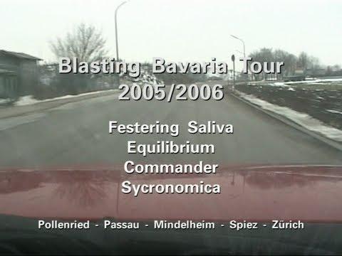 Equilibrium - Blasting Bavaria Tour diary(2005/2006)
