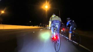 CBS Cycling Thursday Night Ride