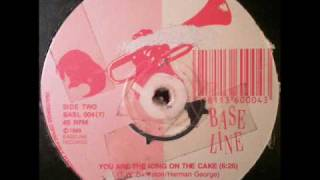 T.W. Bankston - You are the icing on the cake [1989]