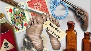 MURDER MYSTERY TEAM BUILDING DAYS & ACTIVITIES