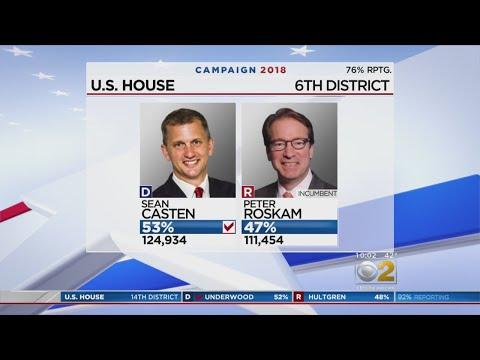 Casten Defeats Roskam To Flip 6th Congressional District Blue