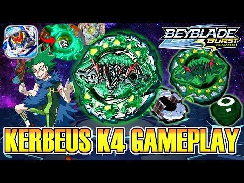 KERBEUS K4 /OLD K4 QR CODE BURST APP GAMEPLAY CYPRUS COLLAB