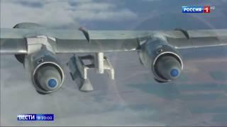 Внезапная атака ВКС в Сирии  эксклюзив Вестей   Россия 24
