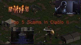 Top 5 Scams In Diablo II