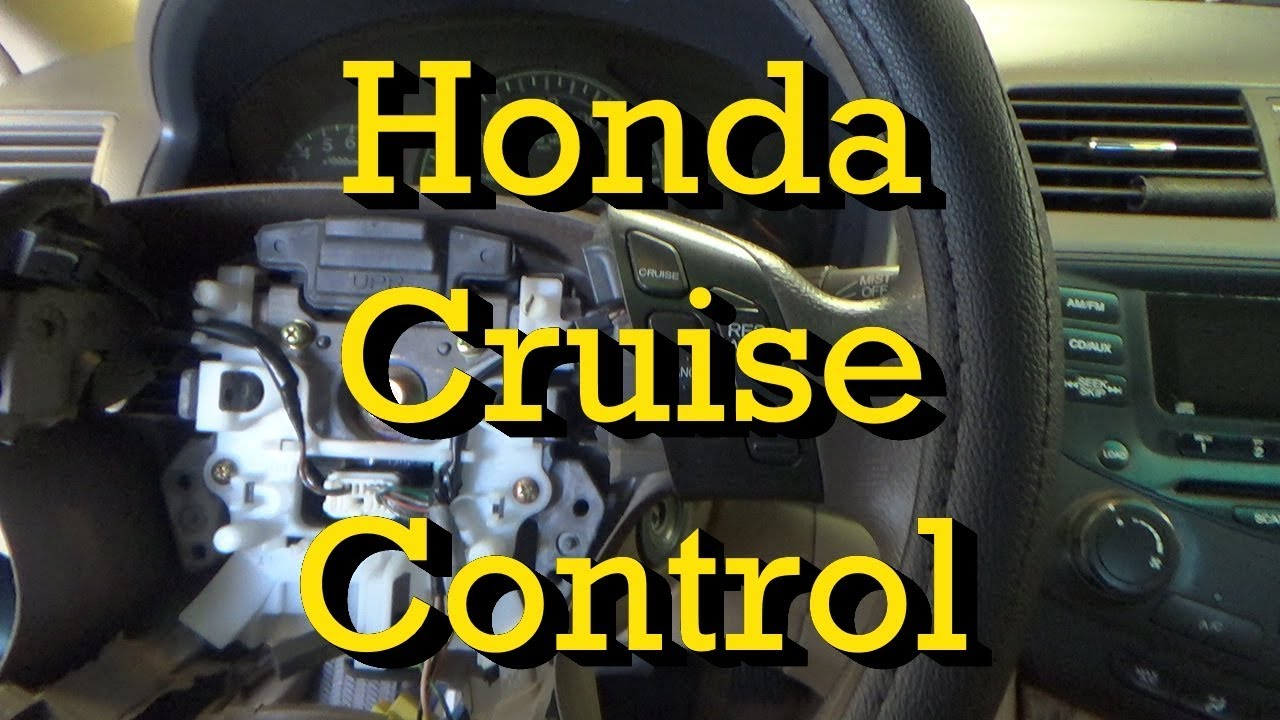 2003 honda accord cruise control wiring honda cruise control troubleshooting and combination switch  honda cruise control troubleshooting