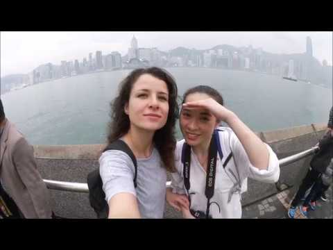 Hong Kong China Part 5 /Work and Travel