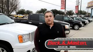 Service and Repair - Beck and Masten Buick GMC