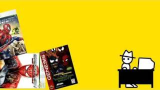 SPIDER-MAN: SHATTERED DIMENSIONS (Zero Punctuation) (Video Game Video Review)