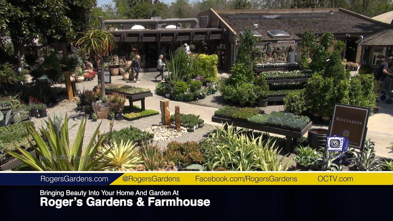 Roger S Gardens Farmhouse Youtube