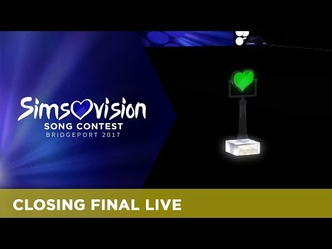 Simsovision Song Contest 2017 Closing Final Live