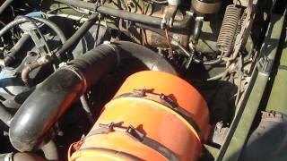 Двигатель ОМ-364 ЛА, на ГАЗ