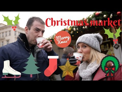 A Walk Through The Prague Christmas Market With Poker Pro JNandez
