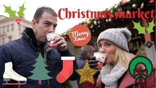 A Walk Through The Prague Christmas Market With Poker Pro JNandez