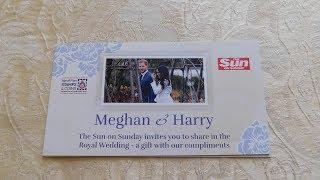 Isle of Man Royal Wedding Stamps!