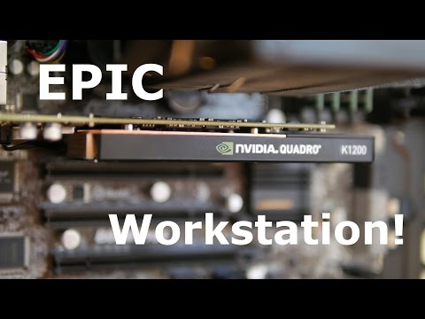 Epic and Cheap Workstation Build!