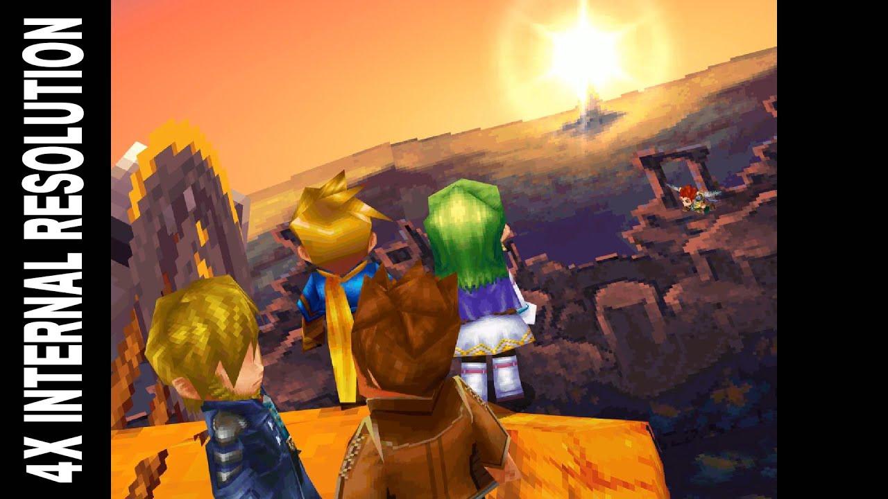 DeSmuME X432R Emulator   Golden Sun: Dark Dawn [1080p HD]   Nintendo DS