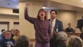 liberals freak out - donald trumps electoral win #1